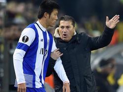 José Peseiros Amtszeit beim FC Porto dauerte nur fünf Monate