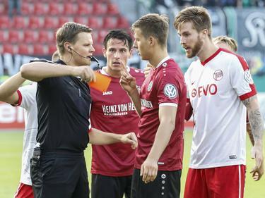 Waldemar Anton fehlt 96 im Pokal