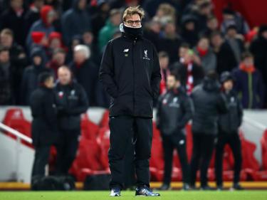 Jürgen Klopp ist mit dem FC Liverpool aus dem Ligapokal geflogen