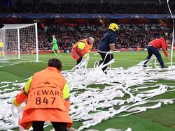 Für diese Aktion wurden die Bayern-Anhänger bestraft