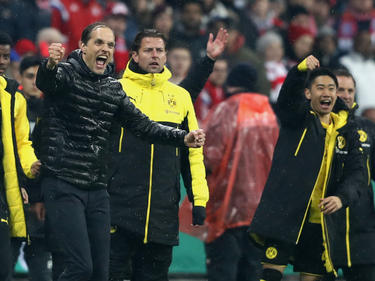 Bundesliga-Teams drücken Dortmund im Finale die Daumen