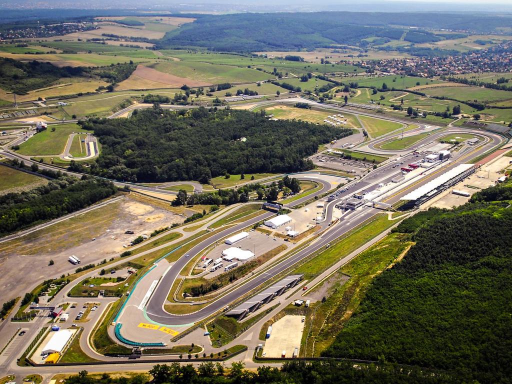 Zeitplan und TV-Zeiten für die Formel 1 in Ungarn
