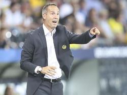 Adi Hütter hat seinen Vertrag in Bern verlängert