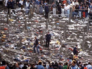 Das ehemalige Heyselstadion erlangte 1985 traurige Berühmtheit