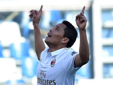 Bacca volvió a marcar en un partido de la Serie A. (Foto: Getty)