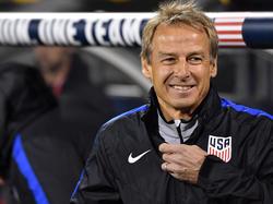 Jürgen Klinsmann trainierte zuletzt die Nationalmannschaft der USA