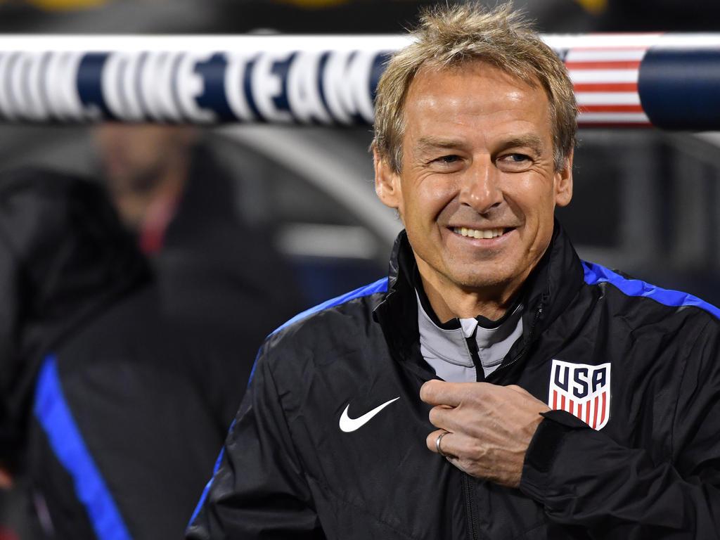 WM-Hammer: Hoppelt Klinsmann mit Australien nach Russland?