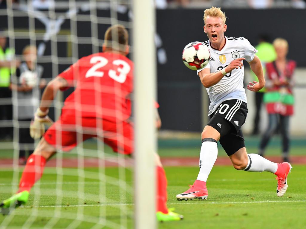 Nach tz-Informationen: FC Bayern mit Brandt einig