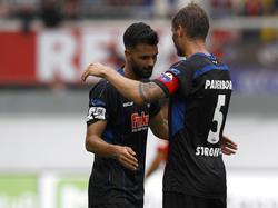 Der SC Paderborn grüßt von der Tabellenspitze