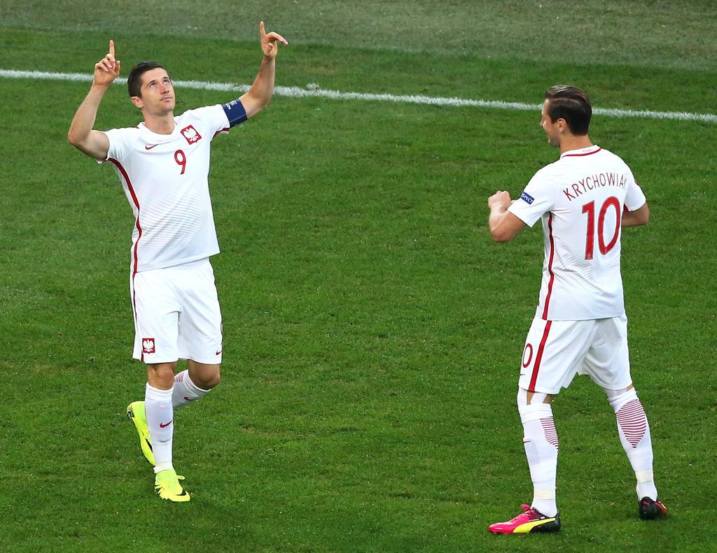 Platz 6: Polen - 1250 Punkte