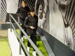 Mikel Merino steht vor einem Wechsel zu Newcastle United