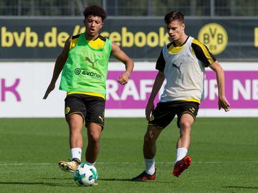 Julian Weigl und Jadon Sancho waren bei Dortmunds U23 im Einsatz