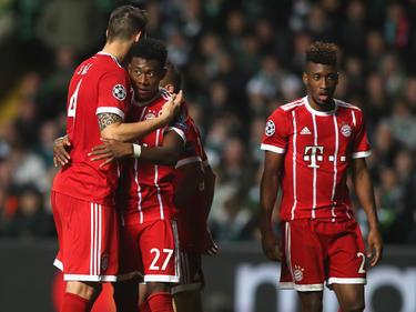Bayern Gegen Dortmund 01.11.2017