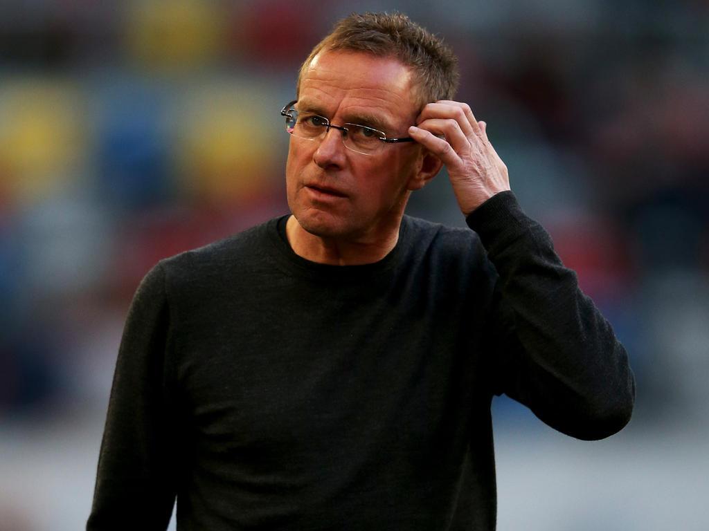 Ralf Rangnick hat derzeit keinen Kontakt zur FA