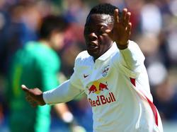Erfolgreich für Liefering, Salzburgs Junioren und Sambias U20: Patson Daka