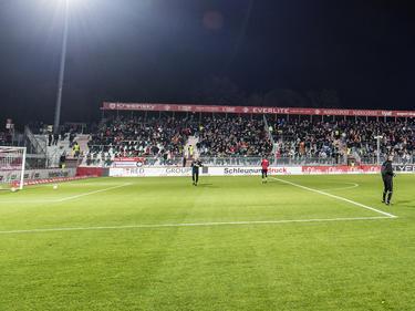 Die Würzburger Kickers dürfen im DFB-Pokal nicht in ihrem Heimstadion spielen