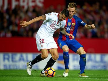 Vitolo wechselt vom FCSevilla zu Atlético Madrid
