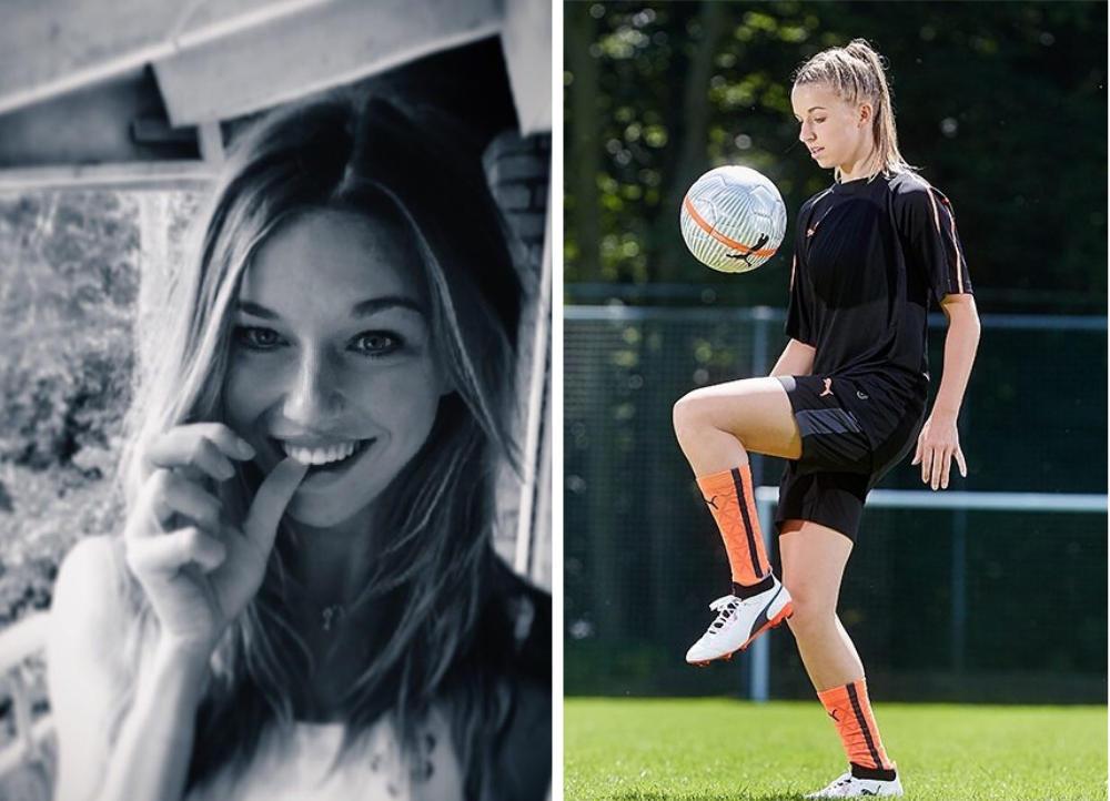 Jackie Groenen - Niederlande