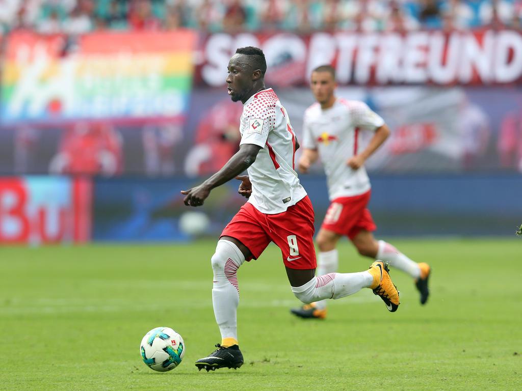 Keitas Wechsel zu Liverpool für 2018 fix