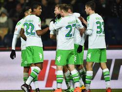 Der Kader von Wolfsburg soll auch ohne europäischen Wettbewerb zusammengehalten werden