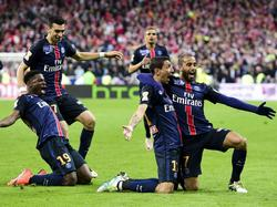 Die Titelhamster aus Paris können sich noch freuen