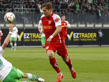 Kolja Pusch spielt auch in der nächsten Saison noch für den SSV Jahn Regensburg
