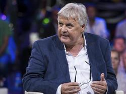 Lustenau-Präsident Hubert Nagel kann sich über einen neuen Spieler freuen