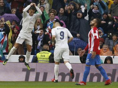 Ronaldo (l.) schießt Real zum sechsten Sieg in Folge