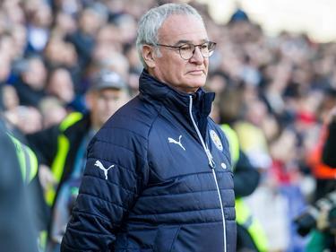 Claudio Ranieri befindet sich mit Leicester City in akuter Abstiegsangst