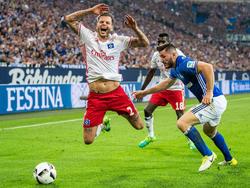 """Der HSV hat sich ein """"Endspiel"""" am letzten Spieltag erkämpft"""