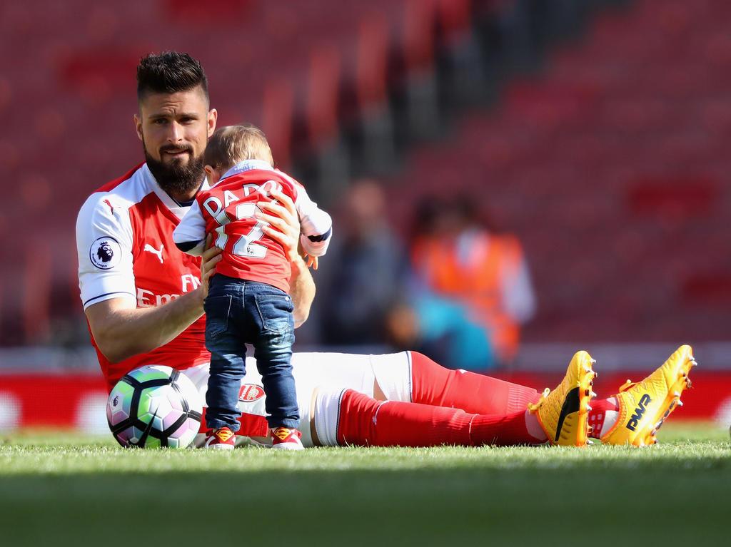 Olivier Giroud (Arsenal FC)