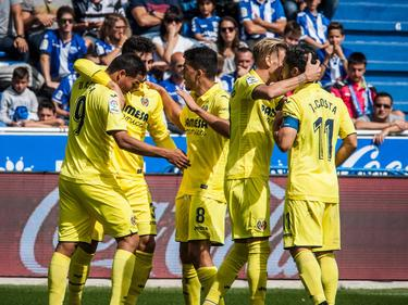 El Villarreal es ahora noveno con siete puntos en la tabla. (Foto: Imago)