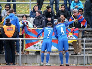 Große Aufregung gab es am Wochenende beim TSV Schott Mainz