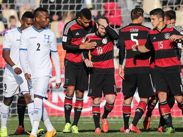 En la segunda parte, Alemania volvió a pegar de entrada. (Foto: Getty)