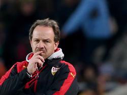 Alexander Zorniger wird Coach in Dänemark