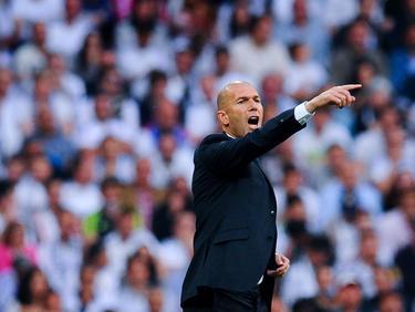 Zinedine Zidane muss auf einige seiner Stars verzichten