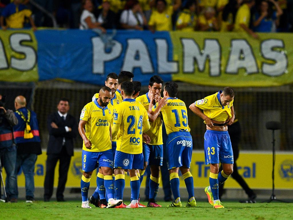 Las Palmas ärgert Real Madrid und holt ein 2:2 gegen die Königlichen