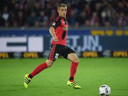Nils Petersen wechselte 2015 zum SC Freiburg