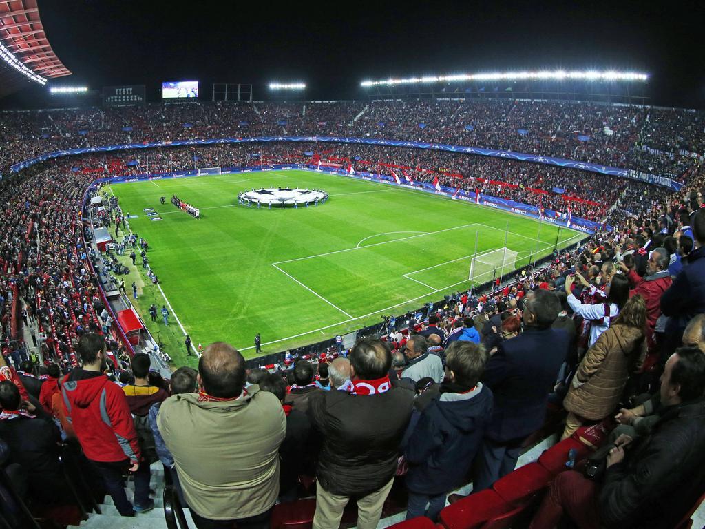 Ramon Sanchez Pizjuan Stadium NOVEMBER 22 2016 Football Soccer General view UEFA Champions