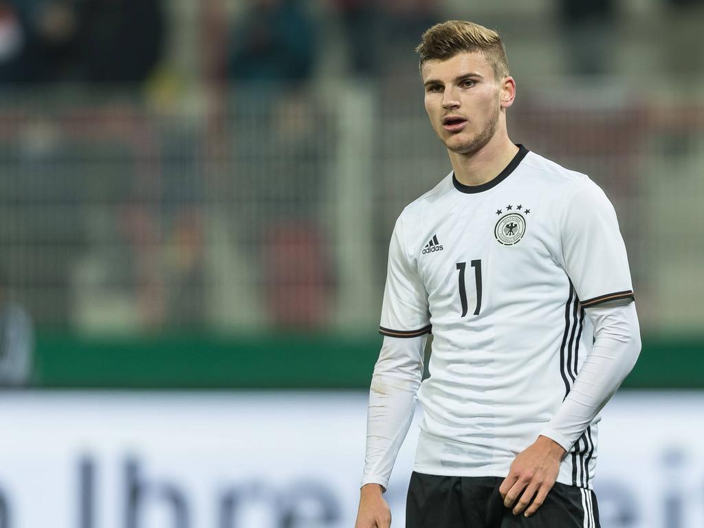 Neu-Nationalspieler Timo Werner von RB Leipzig im Interview