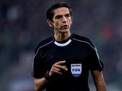 Deniz Aytekin freut sich auf das DFB-Pokalfinale