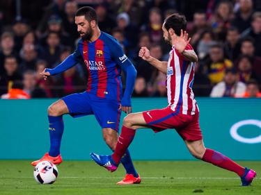 Arda Turan kommt beim FC Barcelona nicht regelmäßig zum Zug