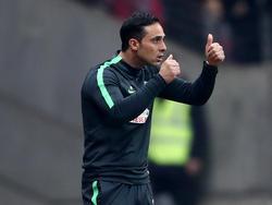 Alexander Nouri hat gute Karten für einen neuen Vertrag