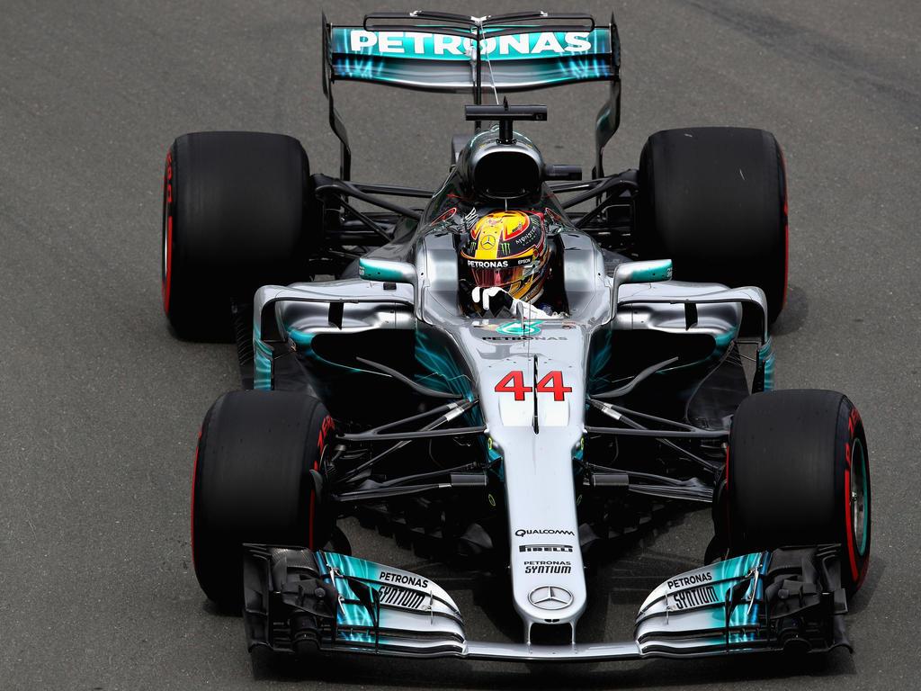 Hamilton schlägt mit Sieg zurück - Vettel rettet Platz vier