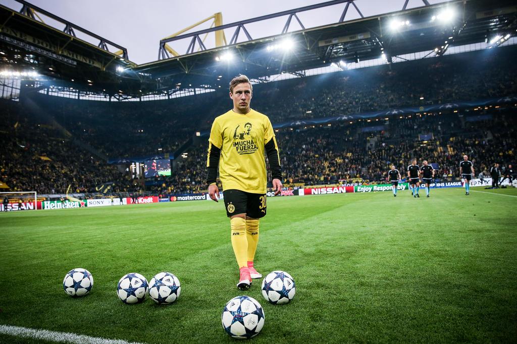 Felix Passlack (Borussia Dortmund)
