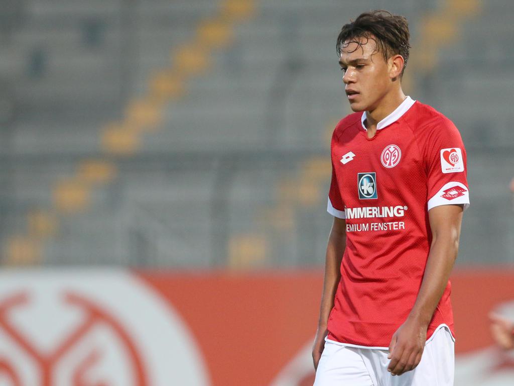 Mit Mainz 05 II ist Parker in die Regionalliga Südwest abgestiegen