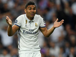Casemiro ya es titular indiscutible en el Real Madrid. (Foto: Getty)