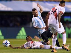 El futuro futbolístico de la nación albiceleste pasa en gran medida por Messi. (Foto: Imago)