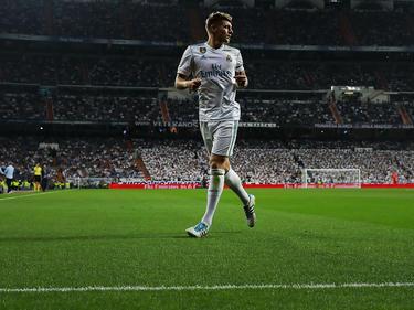 Toni Kroos steht im Madrider Kader gegen Dortmund