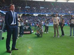 Offenbar Trainer-Kandidat bei Werder Bremen: Bruno Labbadia